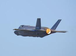 tamtam3839さんが、名古屋飛行場で撮影した三菱重工業 F-35A Lightning IIの航空フォト(飛行機 写真・画像)
