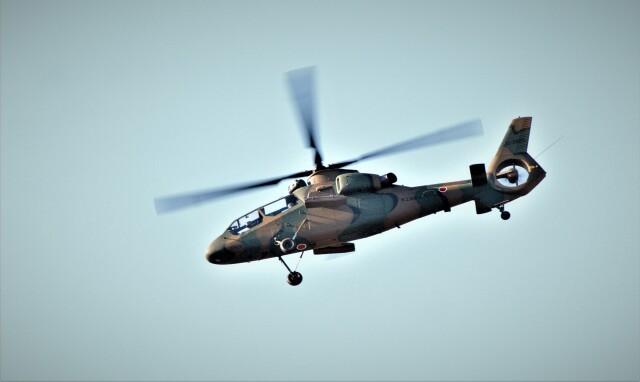 jp arrowさんが、岐阜基地で撮影した陸上自衛隊 OH-1の航空フォト(飛行機 写真・画像)