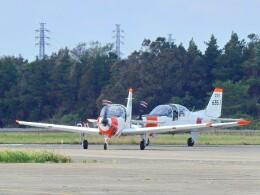 kaeru6006さんが、下総航空基地で撮影した海上自衛隊 T-5の航空フォト(飛行機 写真・画像)