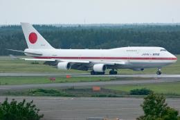 KoshiTomoさんが、千歳基地で撮影した航空自衛隊 747-47Cの航空フォト(飛行機 写真・画像)