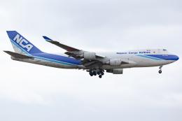 KoshiTomoさんが、成田国際空港で撮影した日本貨物航空 747-4KZF/SCDの航空フォト(飛行機 写真・画像)