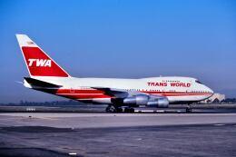 ロサンゼルス国際空港 - Los Angeles International Airport [LAX/KLAX]で撮影されたトランス・ワールド航空 - Trans World Airlines [TW/TWA]の航空機写真