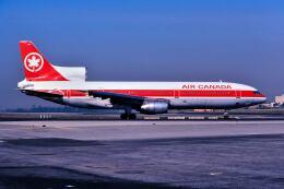 パール大山さんが、ロサンゼルス国際空港で撮影したエア・カナダ L-1011-385-1 TriStar 1の航空フォト(飛行機 写真・画像)