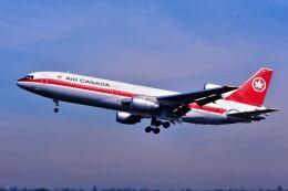 パール大山さんが、ロサンゼルス国際空港で撮影したエア・カナダ L-1011-385-1-15 TriStar 100の航空フォト(飛行機 写真・画像)