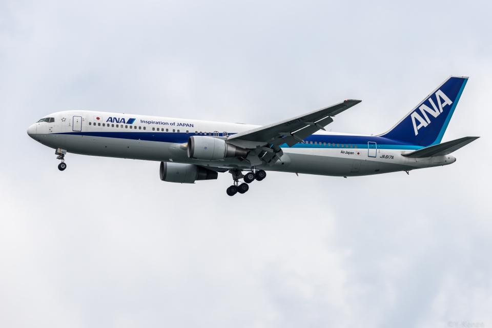 Y-Kenzoさんのエアージャパン Boeing 767-300 (JA617A) 航空フォト