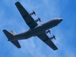 MASACHANさんが、新田原基地で撮影したアメリカ空軍 C-130J-30 Herculesの航空フォト(飛行機 写真・画像)