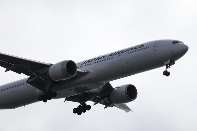Galaxybirdさんが、羽田空港で撮影した日本航空 777-346/ERの航空フォト(飛行機 写真・画像)