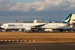 キャセイパシフィック航空 Boeing 777-300 (B-KQL)  航空フォト | by たみぃさん  撮影2020年01月09日%s