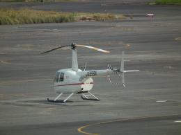 ヒコーキグモさんが、岡南飛行場で撮影したエス・ジー・シー佐賀航空 R44 Ravenの航空フォト(飛行機 写真・画像)