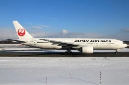 航空フォト:JA008D 日本航空 777-200