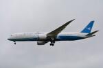 LEGACY-747さんが、成田国際空港で撮影した厦門航空 787-9の航空フォト(飛行機 写真・画像)