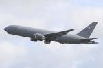 キイロイトリさんが、嘉手納飛行場で撮影したアメリカ空軍 KC-46A Pegasus (767-2LKC)の航空フォト(飛行機 写真・画像)
