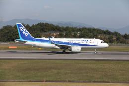 express999さんが、高松空港で撮影した全日空 A320-271Nの航空フォト(飛行機 写真・画像)