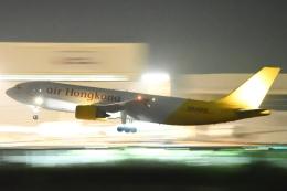 木人さんが、成田国際空港で撮影したエアー・ホンコン A300F4-605Rの航空フォト(飛行機 写真・画像)