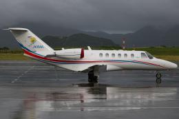 MARK0125さんが、新石垣空港で撮影したフジビジネスジェット 525A Citation CJ2+の航空フォト(飛行機 写真・画像)