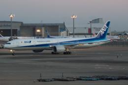 じゃがさんが、成田国際空港で撮影した全日空 777-381/ERの航空フォト(飛行機 写真・画像)