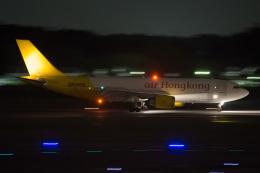 じゃがさんが、成田国際空港で撮影したエアー・ホンコン A300F4-605Rの航空フォト(飛行機 写真・画像)