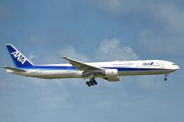 シグナス021さんが、羽田空港で撮影した全日空 777-381の航空フォト(飛行機 写真・画像)