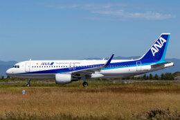 SGHGさんが、佐賀空港で撮影した全日空 A320-214の航空フォト(飛行機 写真・画像)