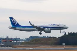 らむえあたーびんさんが、成田国際空港で撮影した全日空 A320-271Nの航空フォト(飛行機 写真・画像)