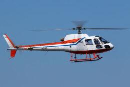 SGHGさんが、佐賀空港で撮影した西日本空輸 AS350BA Ecureuilの航空フォト(飛行機 写真・画像)