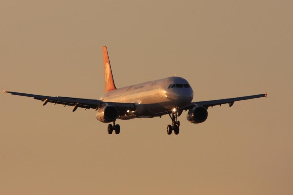 Hiro-hiroさんのトランスアジア航空 Airbus A321 (B-22602) 航空フォト