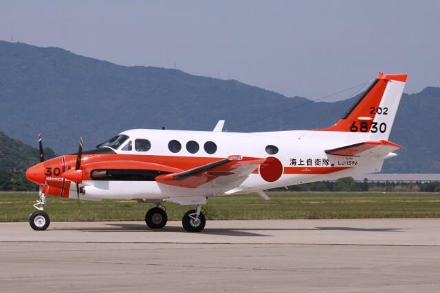 Mr.boneさんが、防府北基地で撮影した海上自衛隊 TC-90 King Air (C90)の航空フォト(飛行機 写真・画像)