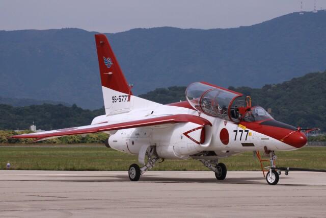 Mr.boneさんが、防府北基地で撮影した航空自衛隊 T-4の航空フォト(飛行機 写真・画像)