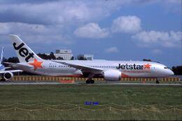 キットカットさんが、成田国際空港で撮影したジェットスター 787-8 Dreamlinerの航空フォト(飛行機 写真・画像)