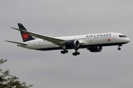 walker2000さんが、成田国際空港で撮影したエア・カナダ 787-9の航空フォト(飛行機 写真・画像)