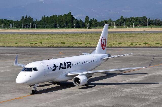 鹿児島空港 - Kagoshima Airport [KOJ/RJFK]で撮影された鹿児島空港 - Kagoshima Airport [KOJ/RJFK]の航空機写真(フォト・画像)