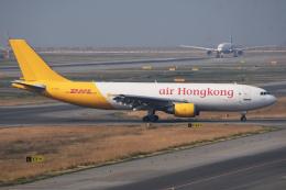 TOPAZ102さんが、関西国際空港で撮影したエアー・ホンコン A300F4-605Rの航空フォト(飛行機 写真・画像)