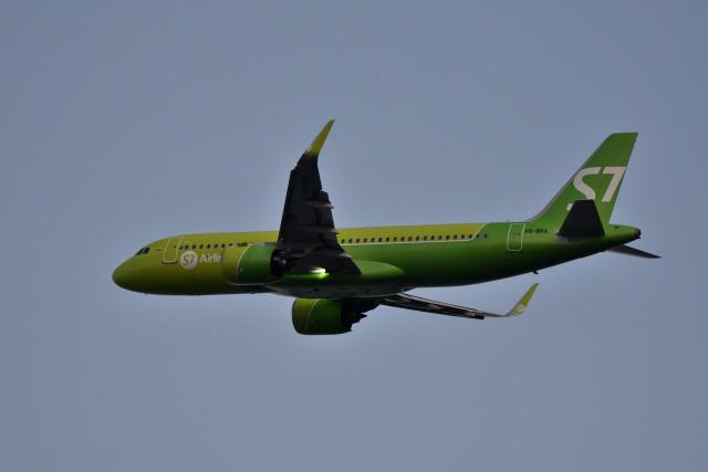 we love kixさんが、関西国際空港で撮影したS7航空 A320-271Nの航空フォト(飛行機 写真・画像)