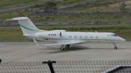 cathay451さんが、神戸空港で撮影した北京首都航空 G350/G450の航空フォト(飛行機 写真・画像)
