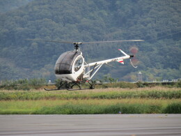 F.YUKIHIDEさんが、岡南飛行場で撮影した日本個人所有 269C-1 (300CB)の航空フォト(飛行機 写真・画像)