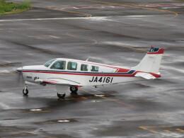 F.YUKIHIDEさんが、岡南飛行場で撮影した日本法人所有 A36 Bonanza 36の航空フォト(飛行機 写真・画像)