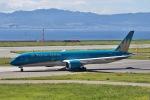 deideiさんが、関西国際空港で撮影したベトナム航空 787-9の航空フォト(飛行機 写真・画像)