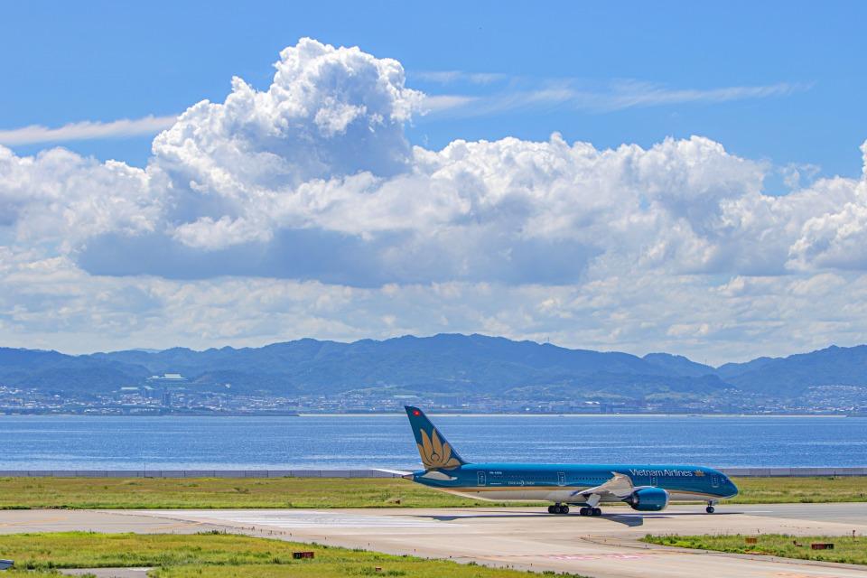 deideiさんのベトナム航空 Boeing 787-9 (VN-A868) 航空フォト