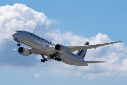 deideiさんが、関西国際空港で撮影したエールフランス航空 787-9の航空フォト(飛行機 写真・画像)