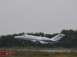 LEVEL789さんが、岡山空港で撮影したアルペン 525A Citation CJ2の航空フォト(飛行機 写真・画像)