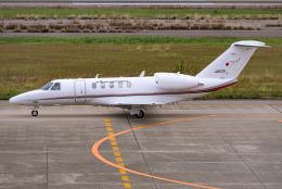 JA56SSさんが、小松空港で撮影した国土交通省 航空局 525C Citation CJ4の航空フォト(飛行機 写真・画像)