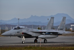 カシオペアさんが、千歳基地で撮影した航空自衛隊 F-15J Eagleの航空フォト(飛行機 写真・画像)