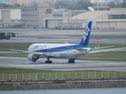 TradelView FUKUROさんが、那覇空港で撮影した全日空 767-381/ERの航空フォト(飛行機 写真・画像)