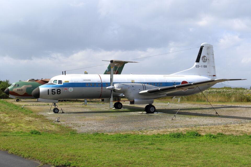 CYGNUS_20-1101さんの航空自衛隊 NAMC YS-11 (02-1158) 航空フォト