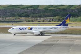 ✈︎Love♡ANA✈︎さんが、長崎空港で撮影したスカイマーク 737-8ALの航空フォト(飛行機 写真・画像)