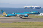 ゴンタさんが、中部国際空港で撮影したベトナム航空 A350-941の航空フォト(飛行機 写真・画像)