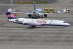 ゴンタさんが、中部国際空港で撮影したアイベックスエアラインズ CL-600-2C10 Regional Jet CRJ-702の航空フォト(飛行機 写真・画像)