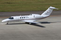 ゴンタさんが、中部国際空港で撮影した国土交通省 航空局 525C Citation CJ4の航空フォト(飛行機 写真・画像)