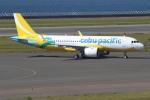 ゴンタさんが、中部国際空港で撮影したセブパシフィック航空 A320-271Nの航空フォト(飛行機 写真・画像)