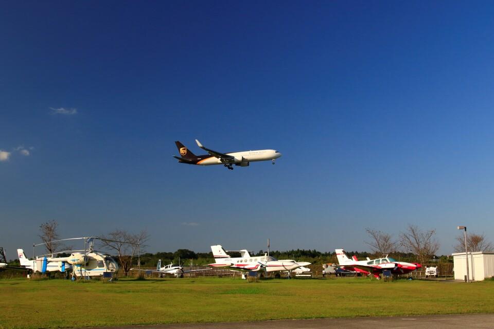 ☆ライダーさんのUPS航空 Boeing 767-300 (N343UP) 航空フォト